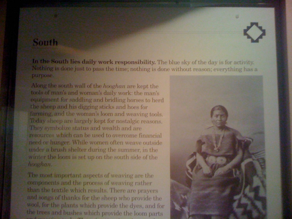 Meaning of South Direction in Navajo Culture
